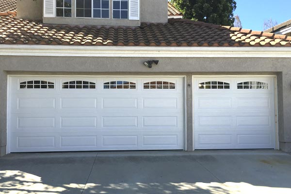 Our work garage door repair installer simi valley conejo for Garage door repair simi valley ca